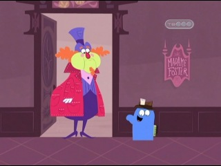 Foster's Home for Imaginary Friends (Фостер: Дом для друзей из мира фантазий) s2e12