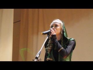 Alena Atrina - Сербская песня, 11.09.2013