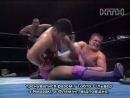 Nobuhiko Takada&Mark Fleming vs Kazuo Yamazaki&Mark Silver