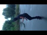 продолжение понедельника дня тяжелого у парка тысячелетия в 6 утра... (27.08.2012)