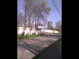 В/ч 71201 1985-1987 г Чирчик