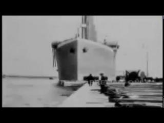 El Titanic antes de su hundimiento en 1912 - Video inedito