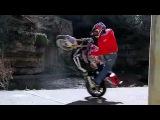 Невероятные трюки на байке (Unbelievable stunts on a bike)