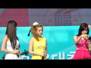 [Fancam] TaeTiSeo - Baby Steps, Twinkle, Talk cut. KyungBok High School Festival (130525)