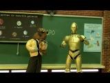 Робоцып-Звездные войны Эпизод 3 часть 2