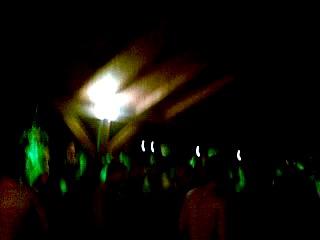 Chicarrones Shator Presente TOI-TOI party