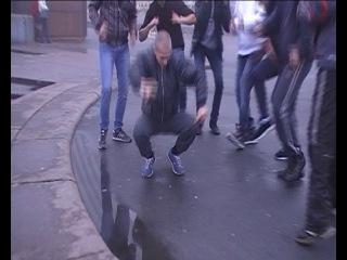 Hardbass Kiev против педофилии, наркоторговли и пидорасов