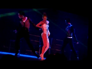 111210 Girl's Generation Singapore Concert Day Two Hyo Yeon's solo