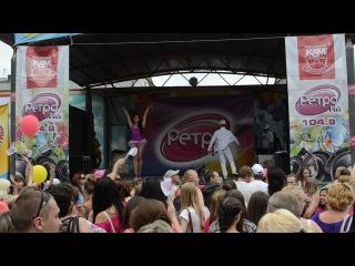 Вечеринка Ретро ФМ День города 2013