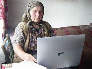 прикол над бабушкой