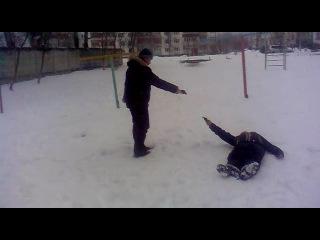 Дуель Игорь vs Даня.