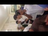 Alyshka ft Nurka [molotov]& Makes & Alyosh (bagt aydymy) Makesin toyy 2013 turkmen rap
