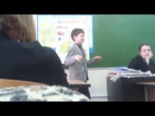 Экзамен по английскому в 5-1 классе