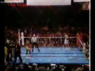 1992-08-01 Julio Cesar Chavez vs Frankie Mitchell (WBC light welterweight title)