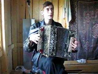 Алексей Симонов (Сима) Рязань. 1 из 10 лучших гармонистов России. /  cover М. Круг