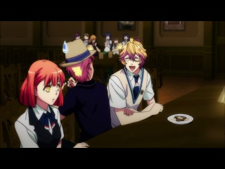 Uta no Prince-sama: Maji Love 1000% / Поющий принц: реально 1000% любовь - 5 серия (озвучили AnsverITO & NikaLenina)