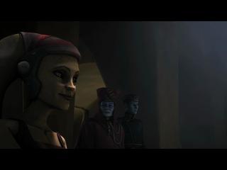 Войны Клонов 3 сезон 4 серия Сфера влияния HD720