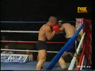 04 - Mike Zambidis vs. Shannon Forrester [W.O.K.A. Super Welterweight World Title Fight - BOI.tv]