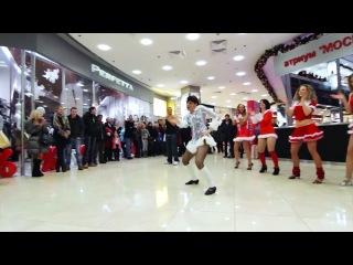 DANCE-PRESENT ЗОЛОТОЙ СОСТАВ TOP-DANCE. ТРЦ ЕВРОПЕЙСКИЙ, 17.12.2011