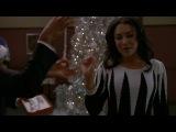 Glee Cast - Santa Baby (3.09. вырезанная сцена)