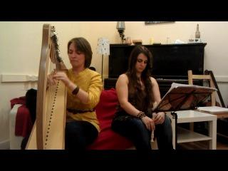 Арфа и флейта - Зеркальная