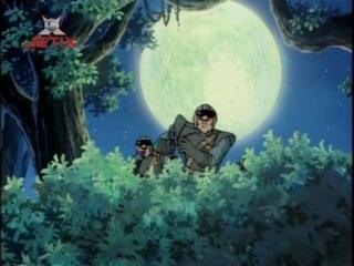 Человек паук (1994). Сезон 2 серия 4