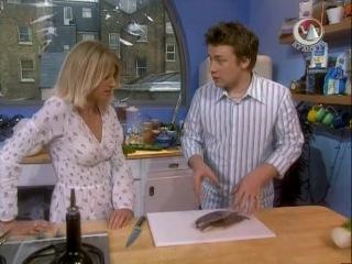 Жить вкусно с Джейми Оливером - Эпизод 15   Jamie Oliver - Oliver's Twist - Episode 15