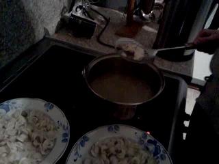 как варить пельмени или кулинарный скилл от святого)