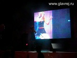 Оксана Почепа (Акула) на сборном концерте