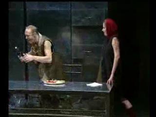 Фрагмент из спектакля