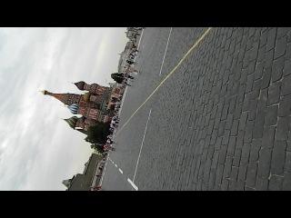 я гуляю по Москве)снято для фанатов)снимаю я)показываю Москву-кремль