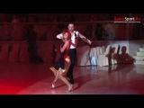 Арсен Агамалян и Оксана Васильева - фрагмент из шоу