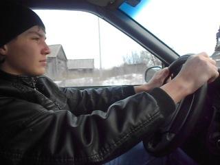 моя любимая песня намоей любимой машине))