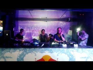 Techno бал Kiev Oliver Hunteman @ Forsage club 18.05.13