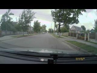 главное правило вождения грузовика: просто двигайся, остальные - раступятся