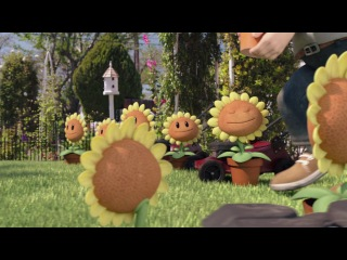 Plants vs. Zombies 2 [2013] 'It's About Time' Official CGI Trailer