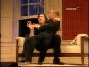 Спектакль №13- комедия по пьесе Рэя Куни Он,она,окно,покойник. В роли Джорджа - Евгений Миронов Театр им.Чехова