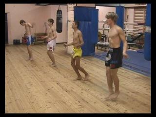 БИЕО Тайландский бокс. Уроки профессионалов для начинающих