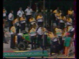 Гран-при Сан-Марино 1992 (Автодром Энцо и Дино Феррари) - Гонка