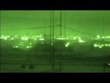 Ночные бои в Ираке. Огневая поддержка UH-60 Блек Хоук