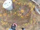 GoPro Ropejumping 120 метров @ Хорский Биохим / Закревский Леонид 13-14/10/2012