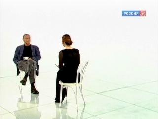 Андрей Кончаловский. (Белая студия. Дарья Спиридонова. 11.02.2012.)