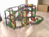 Лего дупло поезд Lego duplo. 4 уровня