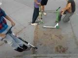 best scooters Derek Karu