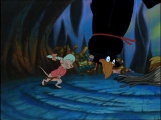 Секрет крыс 2: Тимми - спасатель (The Secret of NIMH 2: Timmy to the Rescue), 1998
