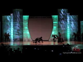 Jabbawockeez Performance @ 2012 World Hip Hop Dance Championship