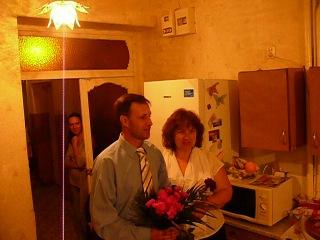 Серебряная свадьба мамы Лены и папы Паши.....(ПОВТОРНАЯ РОСПИСЬ)