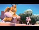 "Pixar ""Boundin"" (Кролень)"