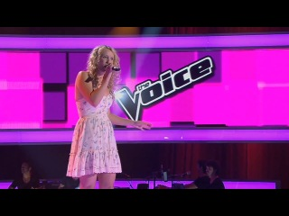 Georgia Carey - Kiss Me (The Voice AU 2013) HD