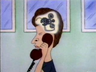 бивис и батхед - телефон доверия